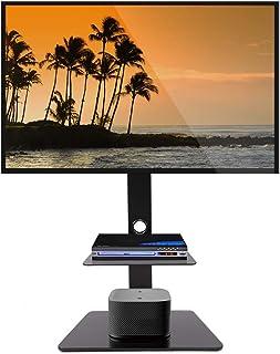 Hemuduplus Meubles TV Support TV sur Socle Universel avec Support pour t/él/éviseur LCD//LED//Plasma 19-39