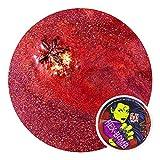 Hex Bomb Bomba de Baño Vegana Estilo Gótico Emo - Rojo Slay