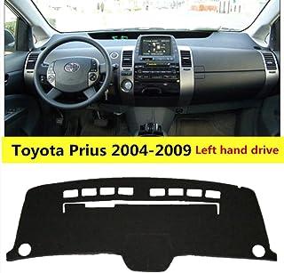 HCDSYSN 車のダッシュボードカバー、トヨタプリウス2004 2009の左手ドライブ保護自動ダッシュボードマットラグ