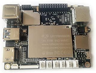 SmartFly info LattePanda (2G/32GB Version) Full Windows 10/Linux miniPC Intel X86 X64 Quad Core 1.8GHz Arduino Development Board