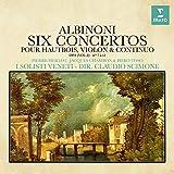 Albinoni: Concertos pour hautbois, violon et continuo, Op. 9 Nos. 7 - 12