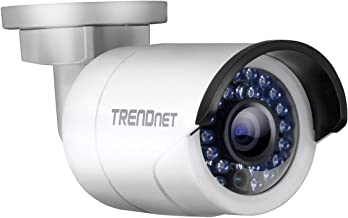 TRENDnet PoE IR Bullet Style Network Camera Old Version TV-IP320PI