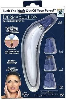 Glowmira Blackhead Remover Pore Cleaner Pimple Extractor Skin Care Facial Vacuum Machine for Women and Men