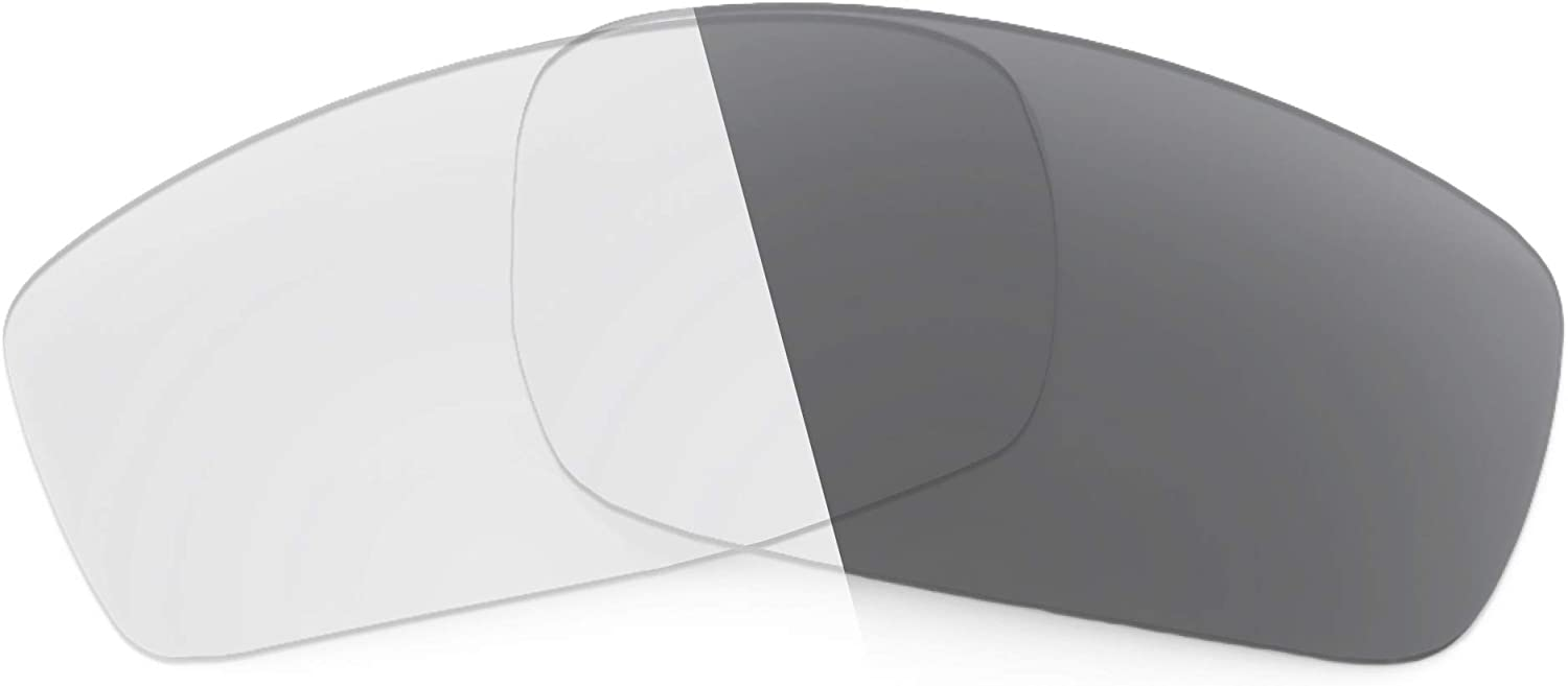 Revant Verres de Rechange pour Oakley Square Wire New (2006) Photochromique Gris Adaptatif Nonpolarisés Elite