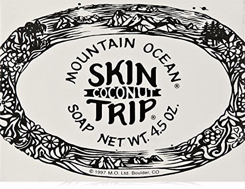 Mountain Ocean Coconut Skin Trip Soap 128 g