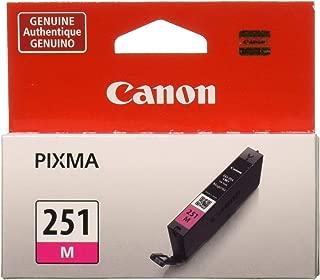 Canon 6515B001 (CLI-251M) Ink, Magenta