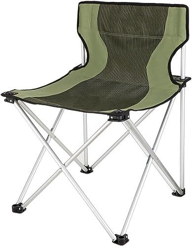 NYDZDM Chaise Pliante de ménage en Plein air Chaise de Plage Portable Chaise de Bureau Chaise de pêche de pêche de Stockage
