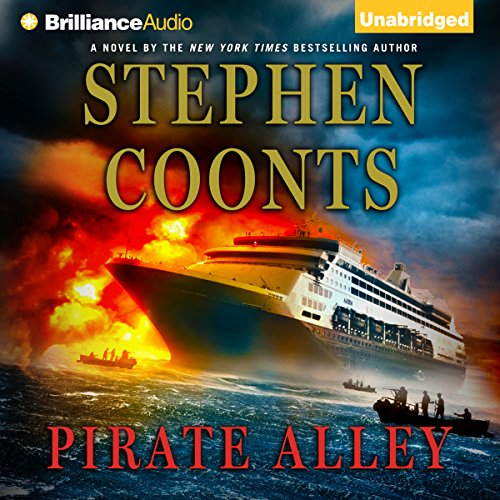 Pirate Alley audiobook cover art