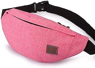 Waist Bag for Women,Waist Packs,Casual Belt Bag for Travel Sports Running Crossbody Waist Bags Men