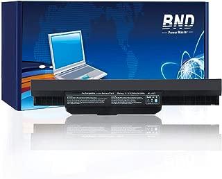 BND Laptop Battery for Asus K53E X53S X54 X54C X54H, fits P/N A32-K53 / A42-K53 / A31-K53-24 Months Warranty [6-Cell Li-ion 5200mAh/58Wh]