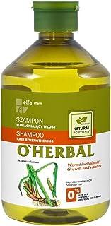 Elfa Pharm O'Herbal Hair Strengthening Shampoo With Calamus Root Extract 500Ml