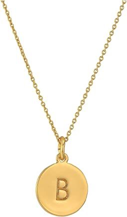 Kate Spade Pendants B Pendant Necklace
