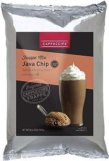 Cappuccine Frappe Mix (Java Chip)