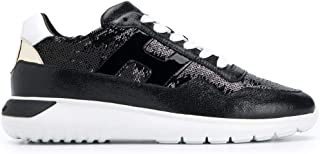 Hogan Luxury Fashion Womens HXW3710AP30LLE0QSB Black Sneakers | Fall Winter 19