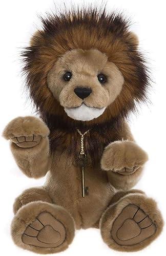 Charlie Bears Goliath Lion Ours en Peluche - Limitée Edition de 2000 41cm 16   de Haut