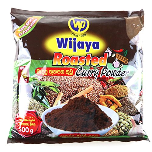 Wijaya Roasted Curry Powder 500g (1.1lbs)
