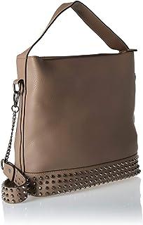 حقائب الكتف للنساء - بني