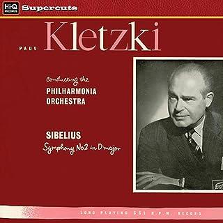 Sibelius Symphony No. 2 in D Major [12 inch Analog]