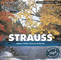 STRAUSS II (JOHANN) V1 (CLASSICAL HITS) (輸入版)