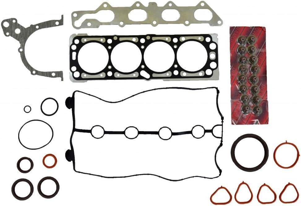 ふるさと割 Diamond Power Full Gasket Kit Set Aveo 格安店 1.6 Chevrolet with Works