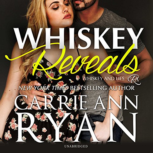 Whiskey Reveals audiobook cover art