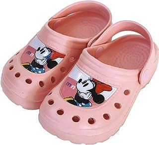 Sabots Minnie Mouse pour plage ou piscine – Sabots Disney Minnie Mouse pour filles
