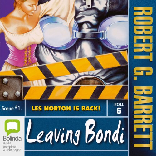 Leaving Bondi  cover art