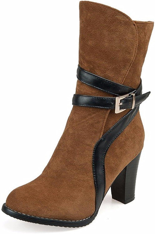 Vintage high Heel Kurze Stiefel