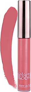 Girlactik Allure Matte Lip Paint Liquid Lipstick, 0.25 Oz.