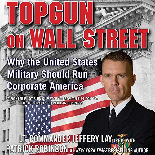 Topgun on Wall Street audiobook cover art