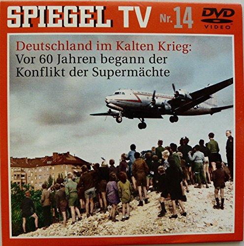 Spiegel TV DVD Nr. 14: Deutschland im Kalten Krieg: Vor 60 Jahren begann der Konflikt der Supermächte.
