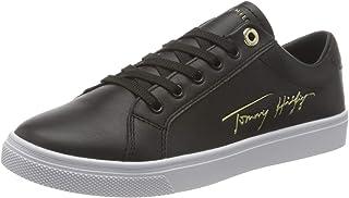 Tommy Hilfiger Th Signature Cupsole Sneaker, Basket Femme