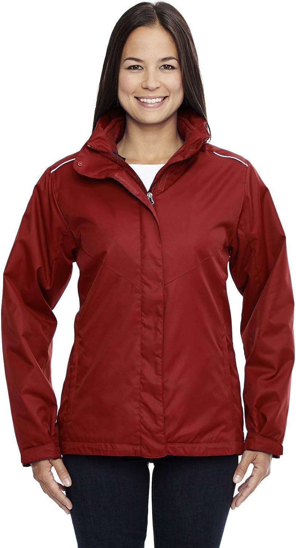 Ladies' 卸売り Region 3-in-1 Jacket 通常便なら送料無料 with Fleece Liner