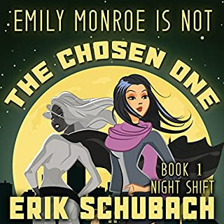 Emily Monroe is Not the Chosen One Titelbild