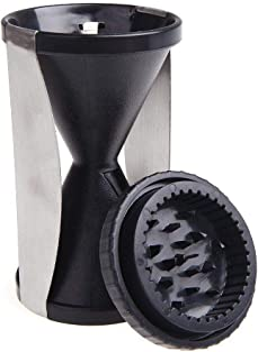 Homemaker Spiralizer, Spiral Vegetable Slicer & Zucchini Pasta Noodle Spaghetti Maker (Black)