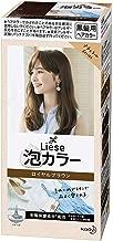 Liese Kao Bubble Hair Color Prettia - Royal Brown
