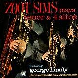 Zoot Sims Plays Tenor & 4 Altos