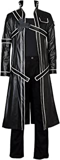 Kirito Kirigaya Kazuto Cosplay Costume Just Coat mp002943