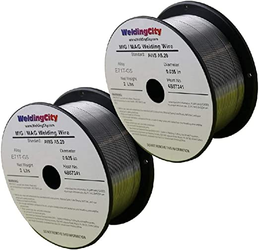 Forney 42302 .035 E71T-GS Welding Wire 2 Lb