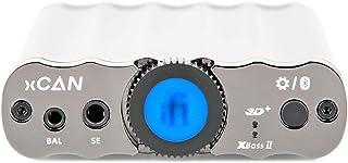 iFi xCAN Przenośny zbalansowany wzmacniacz słuchawkowy Dual Mono z Bluetooth AptX i AAC Codecs dla złącz 2.5mm i 3.5mm TRR...