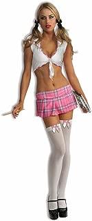 punk school girl costume