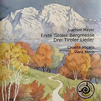 Erste Tiroler Bergmesse