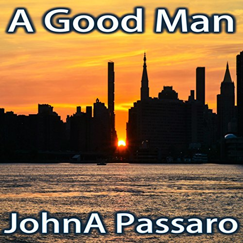 A Good Man audiobook cover art