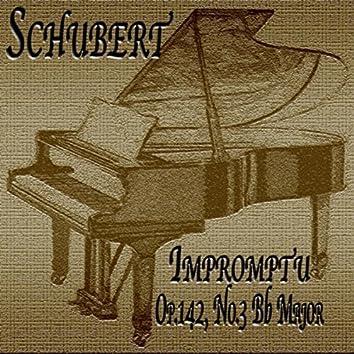 F. Schubert: Impromptu in B-Flat Major, Op. 142, No. 3