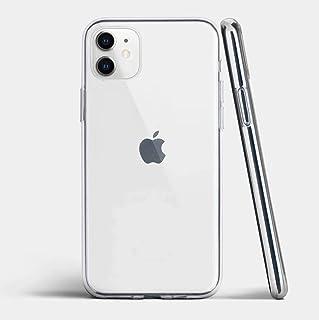 كفر جوال ايفون 11 ، iPhone 11 - فائق النحافة من وافي - شفاف