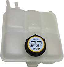 Coolant Reservoir Expansion Tank compatible with Volvo S40 04-11 C30 08-13 W/Cap Plastic