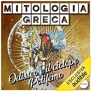 Odisseo e il ciclope Polifemo copertina
