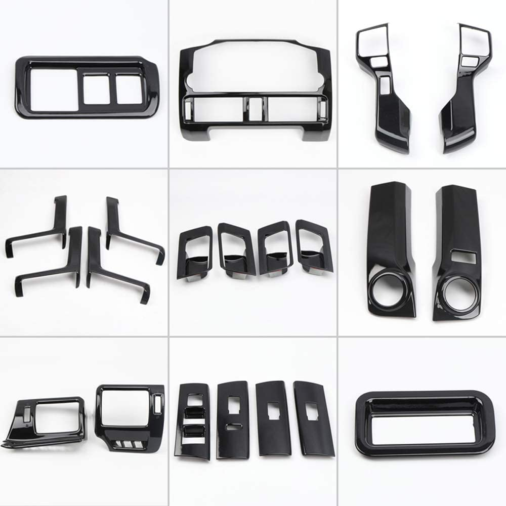 Year-end annual account YUZHONGTIAN 2014-2019 for Toyota 4Runner Inner D Max 53% OFF Car Accessories