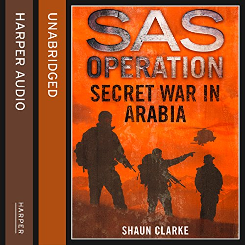 Secret War in Arabia cover art