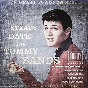 Classic and Collectable - Steady Date with Tommy Sands
